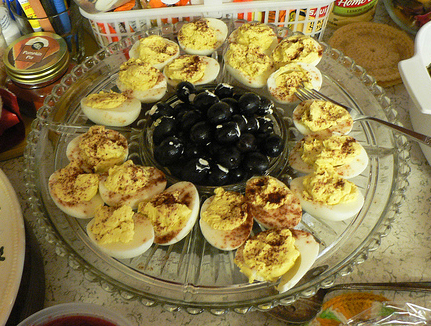 Deviled Eggs are Freakin' Awesome
